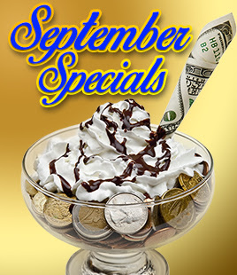 Slotland Mobile Casino September Sweet Specials